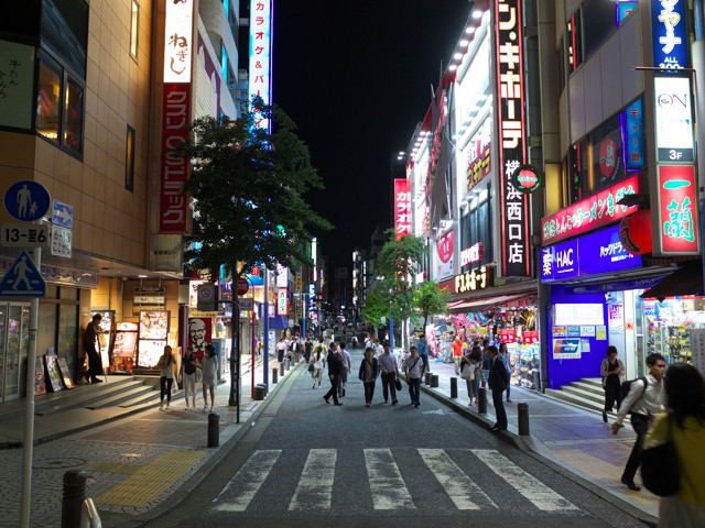 横浜で声かけ難しい