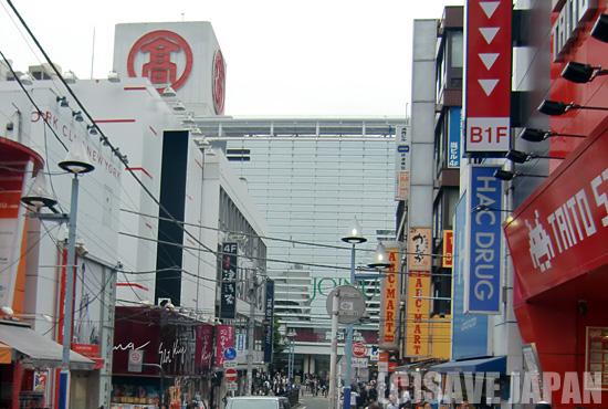 横浜西口がナンパにオススメ