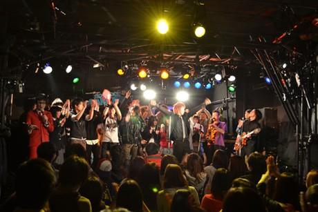 吉祥寺のライブハウス