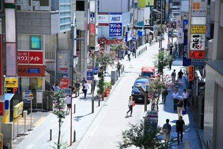 藤沢駅ファミリー通り商店街