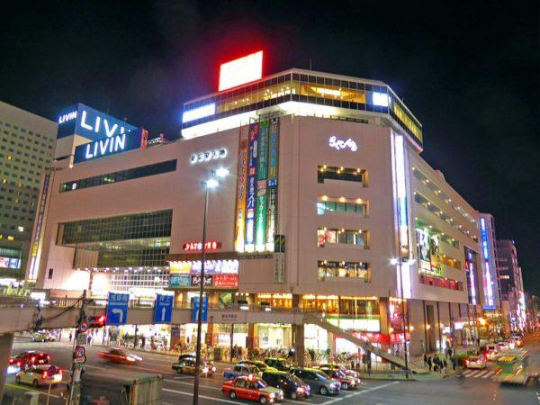 錦糸町のナンパスポット