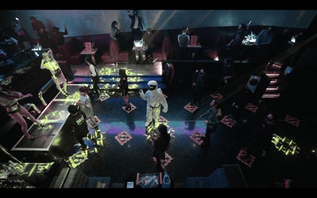 コロナ期間のクラブの様子