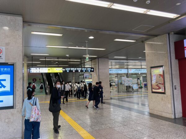 小田原駅西口