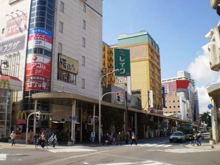 青森県本町