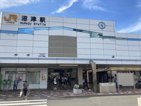 沼津駅南口